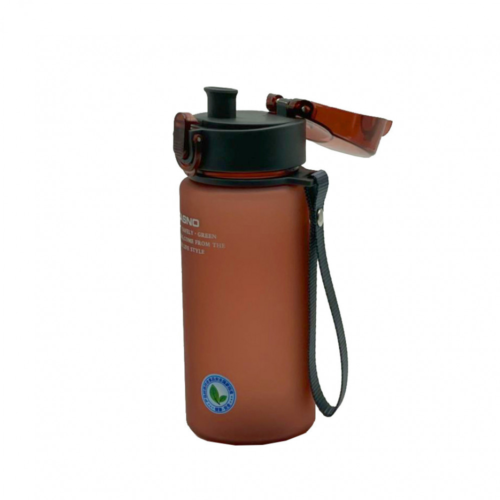 Бутылка для воды CASNO 560 мл KXN-1115 Фиолетовая