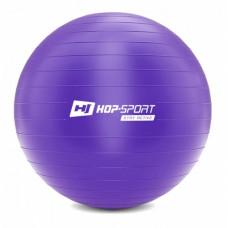 Фитбол Hop-Sport 75cm HS-R085YB violet + насос