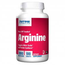 Arginine 1,000 mg (100 tab)