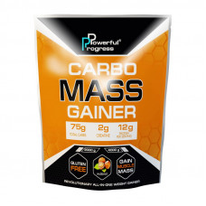 Carbo Mass Gainer (4 kg, strawberry)