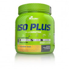 Iso Plus + L-Carnitine (700 g, lemon)
