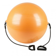 Фитбол Redcore с эспандером и насосом, 65см