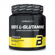 100% L-Glutamine (500 g, unflavored)