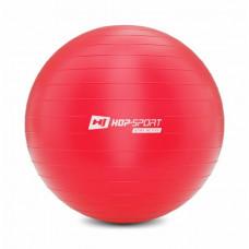Фитбол Hop-Sport 55cm HS-R065YB red + насос