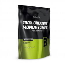 100% Creatine Monohydrate (пакет) (500 g, unflavored)