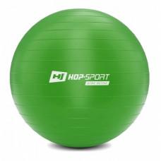 Фитбол Hop-Sport 75cm HS-R085YB green + насос