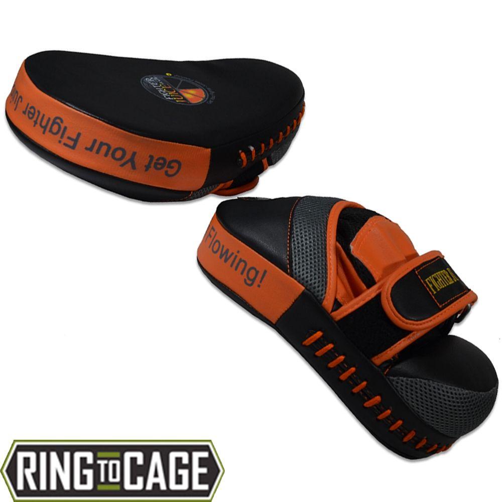 Лапы для бокса RING TO CAGE FightersJuice RTC-6006 пара