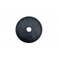 Блин RN-Sport стальной обрезиненный 2,5 кг - 27 мм
