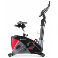 Велотренажер Hop-Sport HS-090H Apollo iConsole + black / red + mat