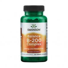 Balance B-200 Complex (100 veg caps)