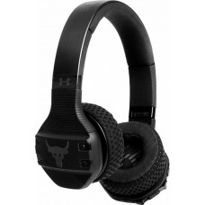 JBL Under Armour Project Rock Sport Wireless Train Black (UAROCKOEBTBLMAM)