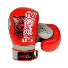 Боксерские Перчатки PowerPlay 3008 Красные 14 Унций