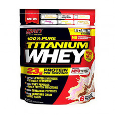 100% Pure Titanium Whey (4,63 kg, chocolate rocky road)