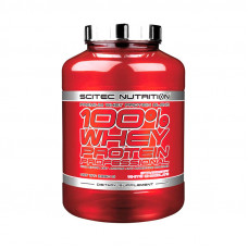 100% Whey Protein Professional (2,3 kg, banana)