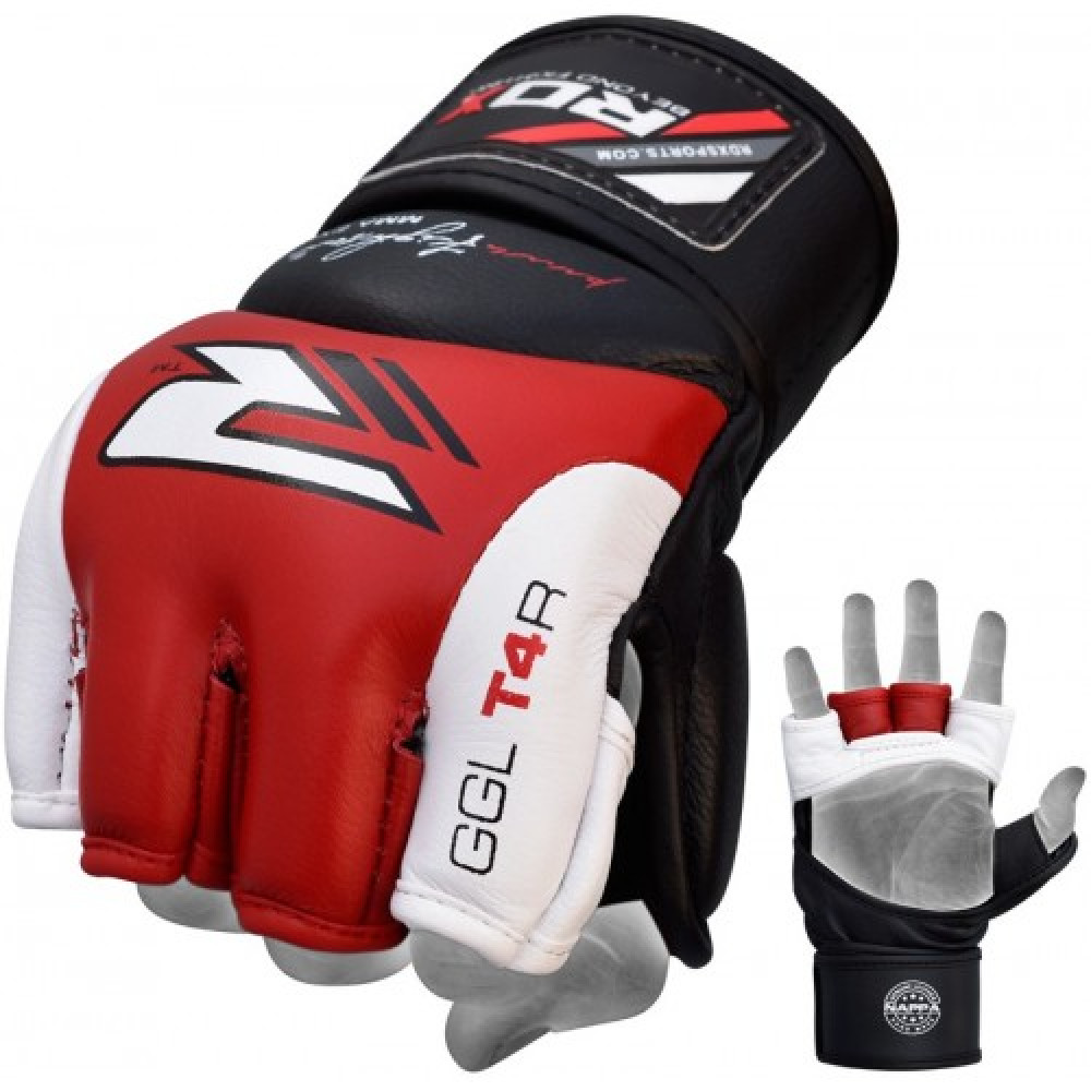 Перчатки ММА RDX X2 S