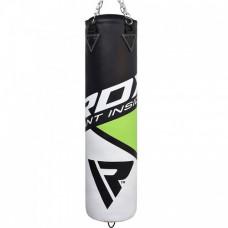 Боксерский мешок RDX Rex Leather Green 1.5 м, 45-55 кг