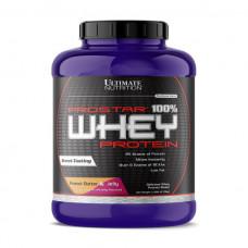 Prostar Whey 100% (2,39 kg, peanut butter andjelly)