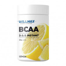 BCAA 2:1:1 Instant (400 g, lemon)