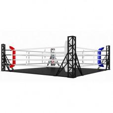Ринг для бокса V`Noks EXO напольный 5*5 м