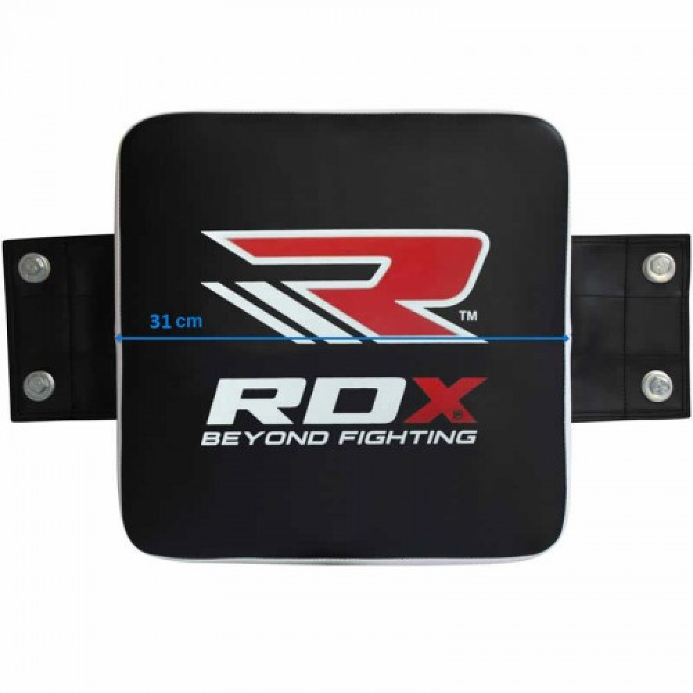 Настенная подушка для бокса квадратная Small Red RDX