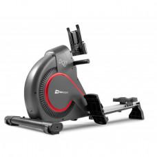 Гребной тренажер Hop-Sport HS-095R Spike Gray + мат