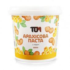 Арахісова Паста (1 kg, з медом)