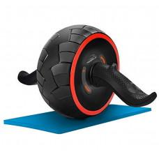 Колесо для пресса PowerPlay 4326 с возвратным механизмом Черно-красное