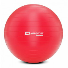 Фитбол Hop-Sport 75cm HS-R085YB red + насос