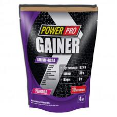 Gainer (4 kg, ренклод)