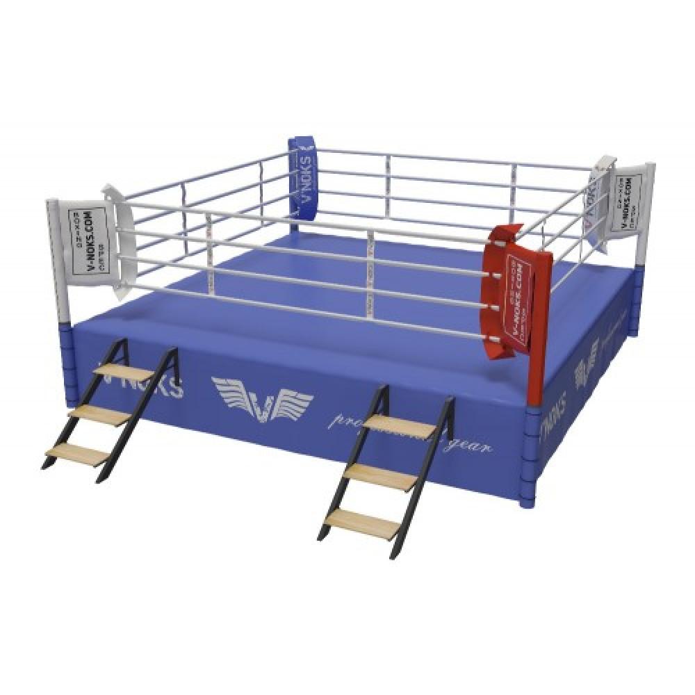 Ринг для бокса V`Noks Competition 6*6*1 метр