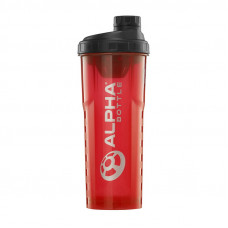 Shaker (900 ml, red)