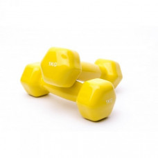 Гантели Fitnessport 2 шт по 1 кг