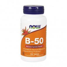 B-50 (100 tabs)