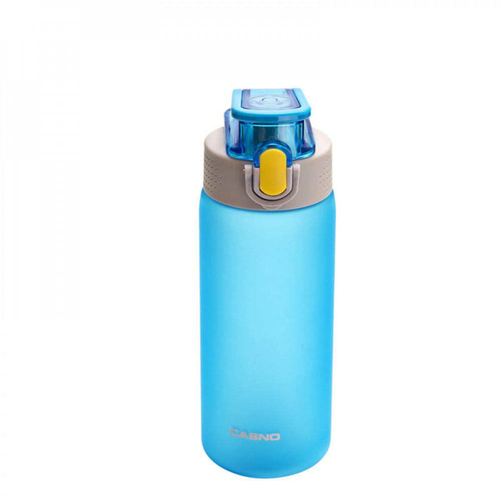 Бутылка для воды CASNO 550 мл KXN-1225 Голубая
