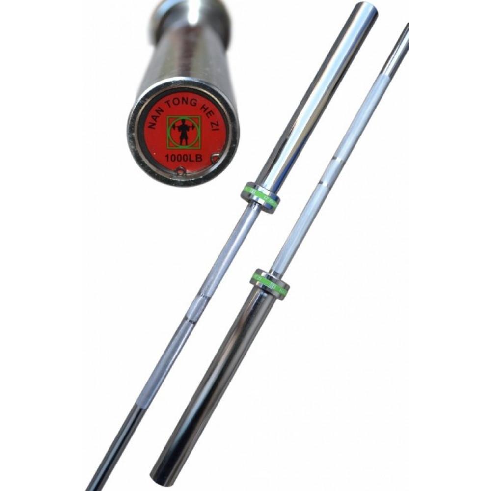 Гриф для штанги RN Sport 220 см (50 мм)