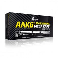 AAKG 1250 Extreme Mega Caps (120 caps)
