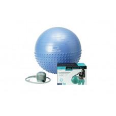 Мяч для фитнеса PowerPlay 4003 65см Синий
