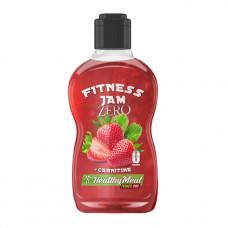 Fitness Jam Zero (200 g, запашна полуниця)