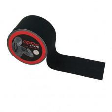Кінезіологічний тейп OPROtec Kinesiology Tape TEC57541 чорний 5cм*5м