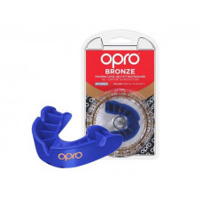 Капа OPRO Bronze Blue