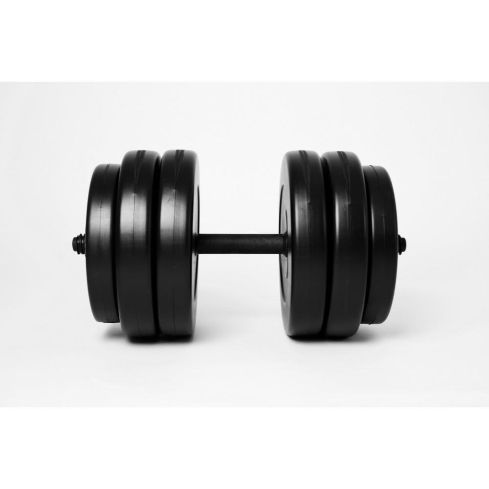 Гантель WCG 25 кг
