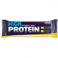 Hi Protein Fitness Bar (50 g, choco-vanilla)