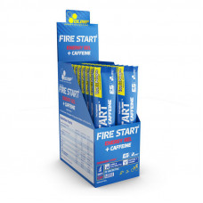 Fire Start Energy Gel + Caffeine (36 g, blackcurrant)