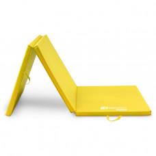 Матрас гимнастический складной 4cm HS-064FM желтый