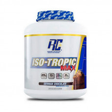 ISO-Tropic MAX (1,56 kg, vanilla cream)