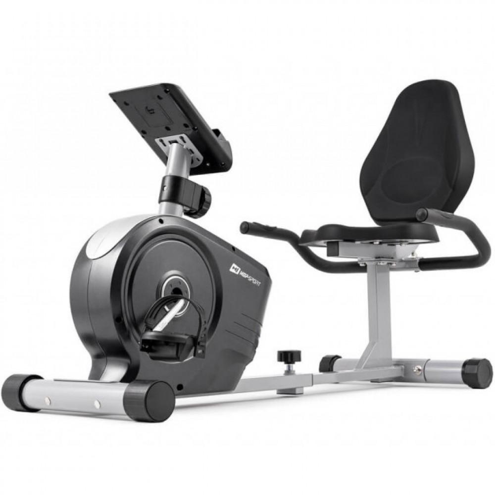 Горизонтальный велотренажер HS-2050L Beat silver