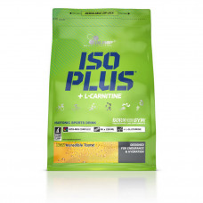 Iso Plus + L-Carnitine (1,5 kg, lemon)