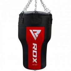 Боксерский мешок конусный RDX Red New 1.1м, 50-60кг