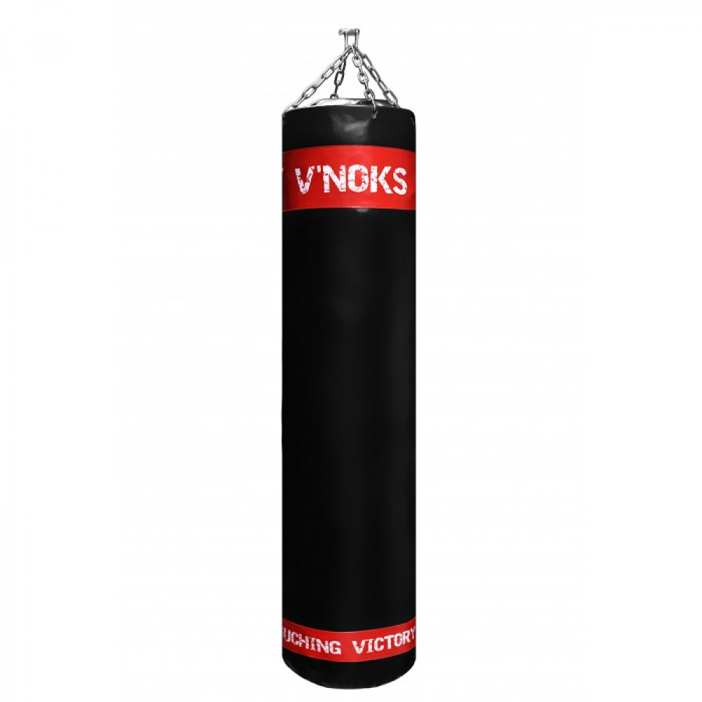 Боксерский мешок V`Noks Inizio Black 1.8м, 85-95кг