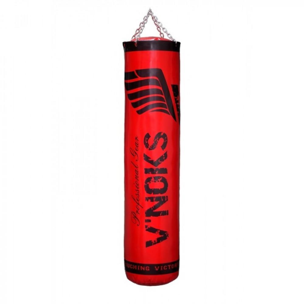 Боксерский мешок V`Noks Gel Red 1.2м, 40-50кг